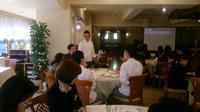 食のフレキシビリティ計画セミナー『ユニバーサルマナー検定3級』開催
