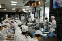 榎本学園・町田調理師専門学校で「スラージュ」(嚥下食)特別講師