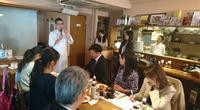 飲食店向け『食のバリアフリーを学ぶセミナー』講師