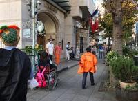 食の道ツナギスト×ココロのバリアフリー計画コラボ ハロウィンイベント開催