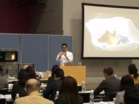 ハウディ主催 講演会【フレンチの技術と技法から学ぶ、境界線のない食事作り】講師